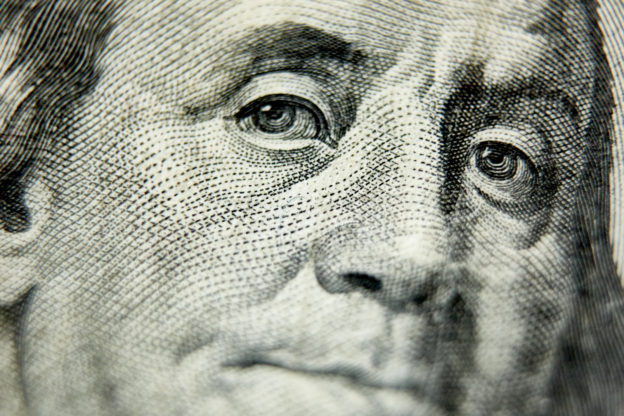 How is the weak US dollar affecting global money transfers?