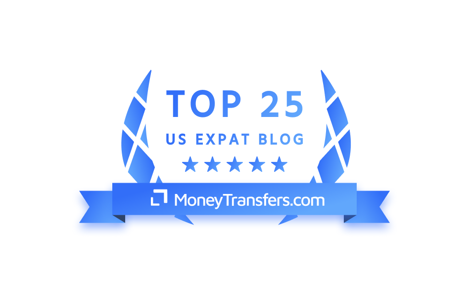 Top 25 Expat Blogs US